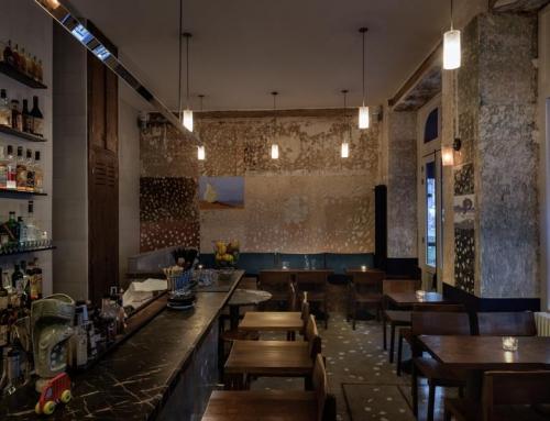 Restaurant le Sunset – Paris 18e